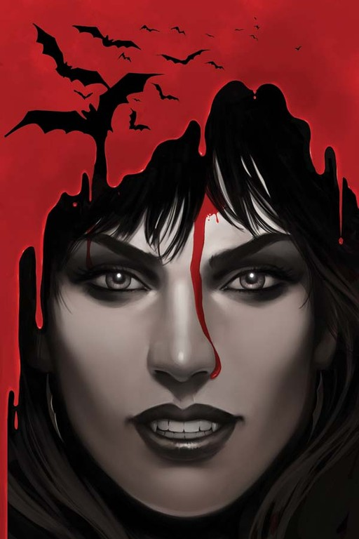 """Virgin"" Variant Cover by Jelena Kevic-Djurdjevic"