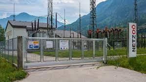 Energie AG Umspannwerk in Spital am Pyhrn