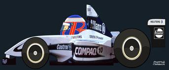 Helmet of Jenson Button by Muneta & Cerracín