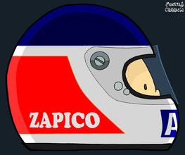 Emilio R. Zapico by Muneta & Cerracín