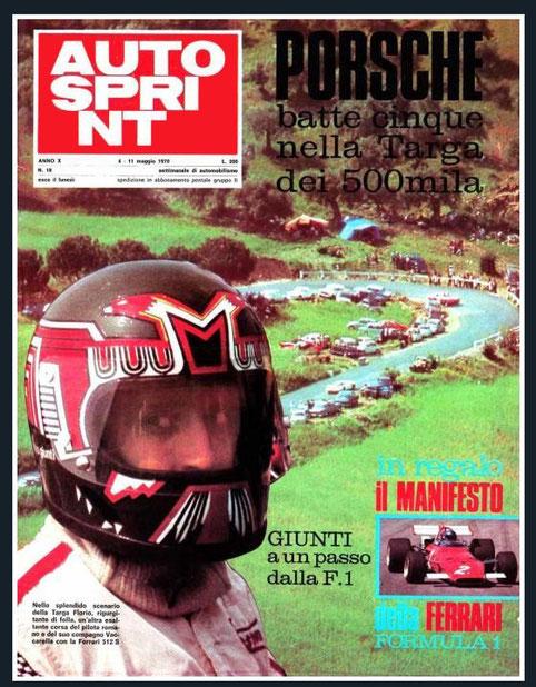Ignazio Giunti en Autosprint
