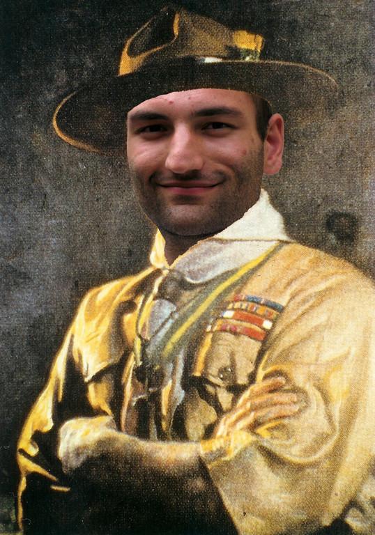 Cosma Bonoli, attuale capo sezione