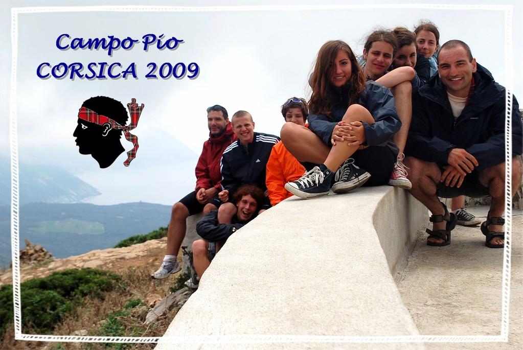 I pio in Corsica nel 2009
