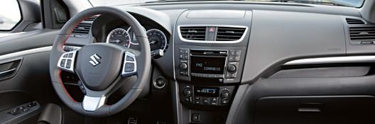 Der neue Suzuki Swift Sport - Opel, Suzuki, Subaru - Neuwagen ...