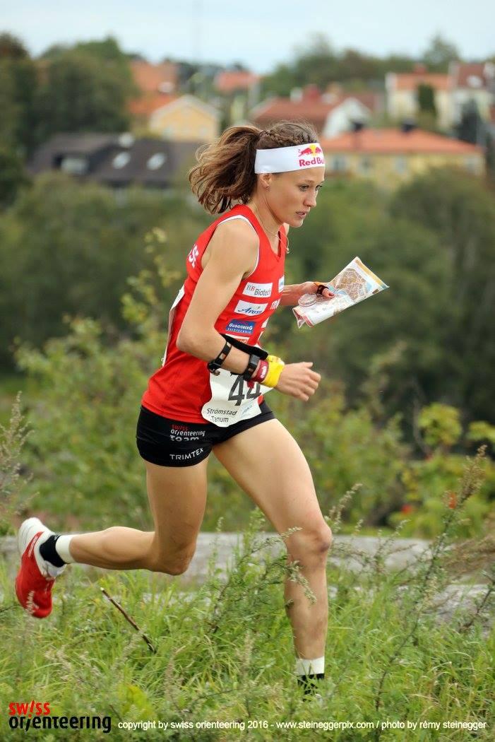 Hier ein Bild beim Sprint Silberlauf