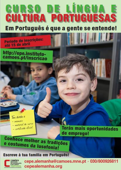 CEPE - Portugiesischkurs