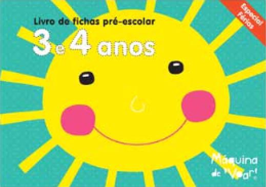 Arbeitsblätter auf Portugiesisch für Vorschulkinder – 3-4 Jahre ...