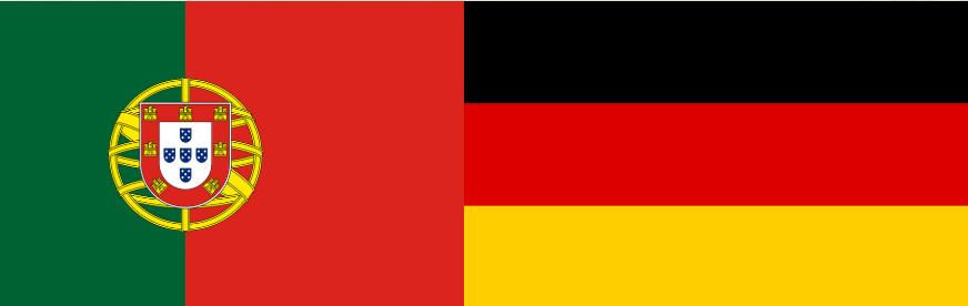 Deutsch Portugiesisch