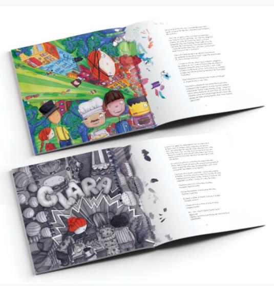 Kinderbuch von  Fabiana Gutierrez – Clara Cabelo Laranja