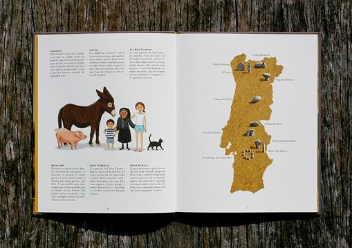 Kinderbuch Calhabéus