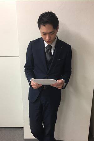 出張ホスト 赤澤京介2