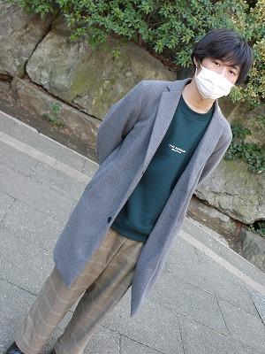出張ホスト 結影瑠夏2