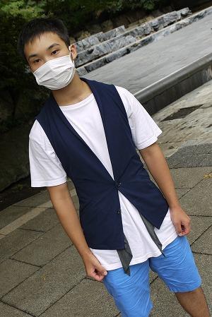 出張ホスト 鮫島龍香1