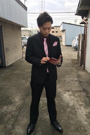 出張ホスト 赤澤京介1
