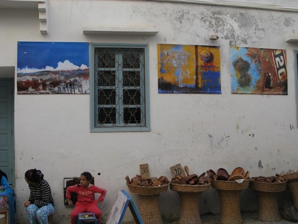 Avril 2012 - Alliance Franco-Marocaine /  Essaouira - Maroc