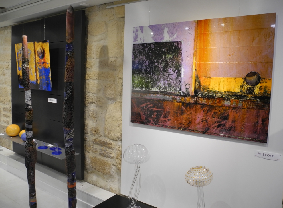 2016 - Galerie French Arts Factory - Paris 6e