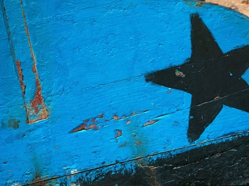21 - Essaouira 99 - 60 X 80 - contrecollage sur dibond