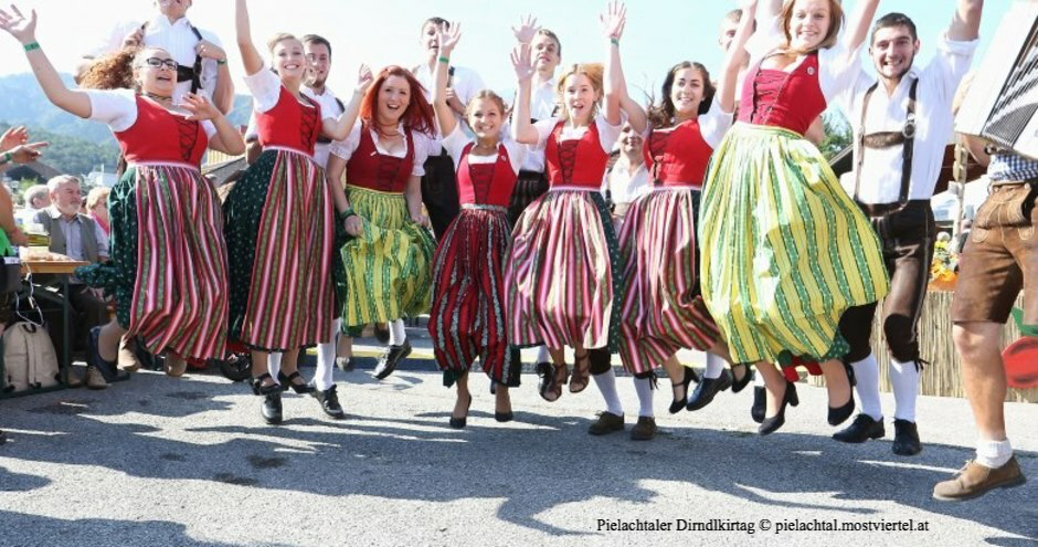 Brauchtum in Niederösterreich - Pielachtaler Dirndlkirtag 2021