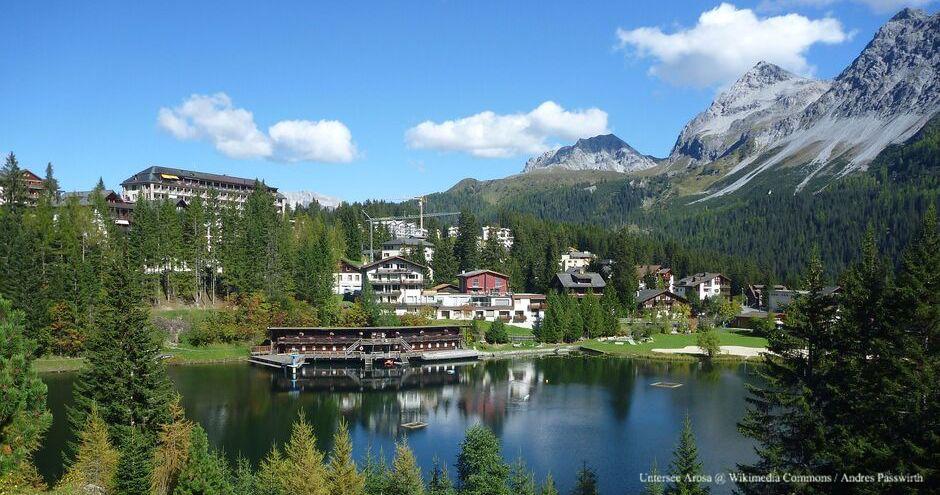 Aroser Seen, Badesee Arosa, Untersee, Obersee, Obersee und Untersee, Arosa Bergsee, Bergseen Graubünden, Bergsee Graubünden, Bergsee Schaffig, Bergsee bei Chur, Bündner Seen, Die schönsten Bergseen der Schweiz, Schweizer Bergbadeseen, Badesee bei Chur