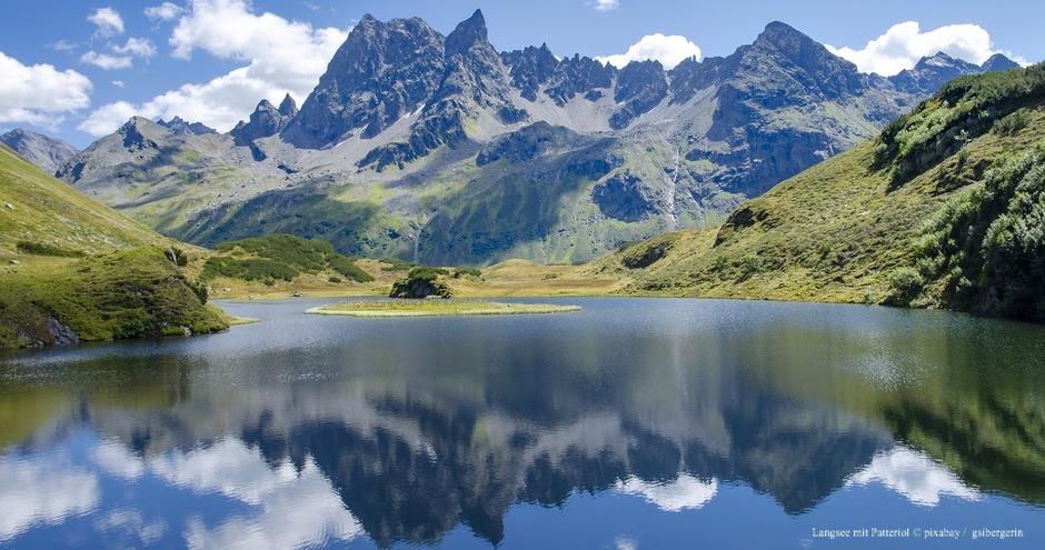 Formarinsee, Bergseen Vorarlberg, Bergseen Österreich, Mountainlakes Vorarlberg, Die schönsten Bergseen in Vorarlberg, die schönsten Bergseen der Alpen, Montafon, Arlberg, Bregenzerwald