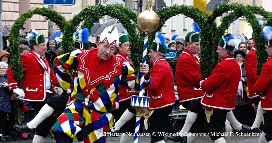 Schäfflertanz, Brauchtum Oberbayern, Altbayern Brauchtum, Tradition Altbayern, Programm Schäfflertanz 2020, 25.02.2025, Faschingsdienstag, Fasnacht, Tradition um München