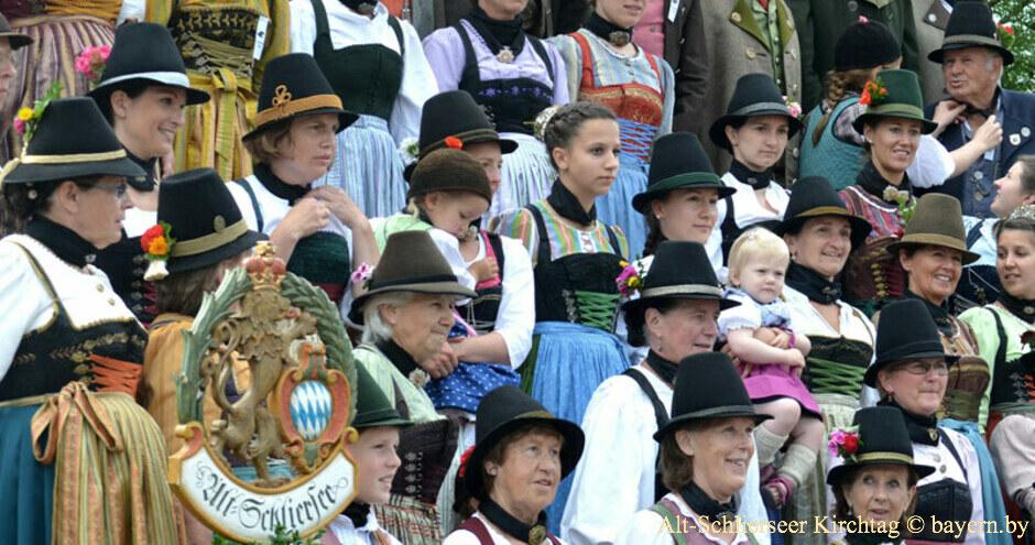 Alt-Schlierseer Kirchtag, Kirchtag Schliersee, Kirchtag Oberbayern, Bayerische Tracht, Schlierseer Tracht, Schliersee Tracht, Brauchtum, Tradition, Brauchtum Schliersee, Tradition Schliersee, Festtag Bayern, Festtag Schliersee, Alt-Schliersee