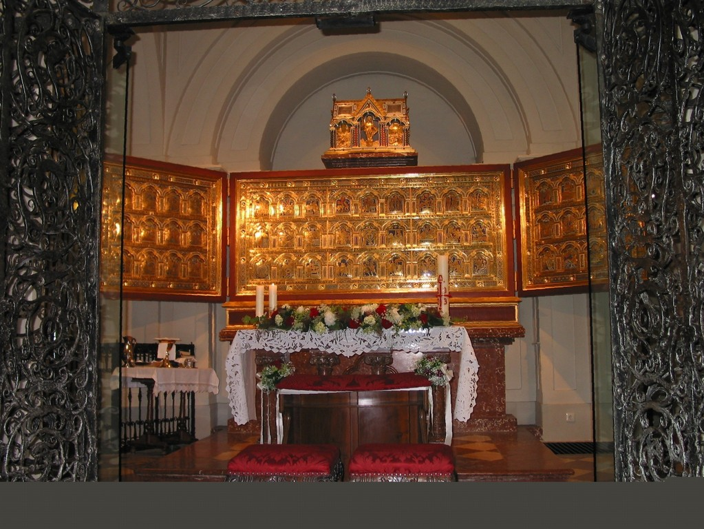 The Altar of Verdun