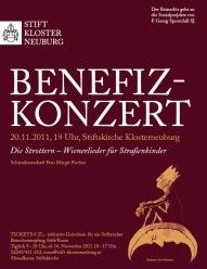 Die Strottern im Stift Klosterneuburg
