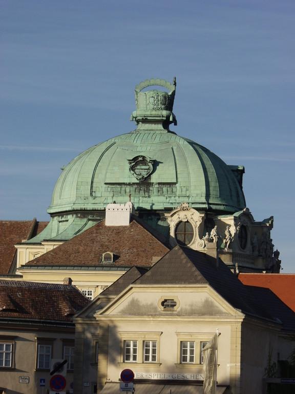 Klosterneuburg Abbey, dome