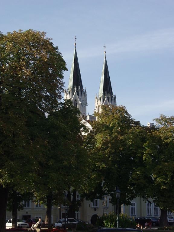 Klosterneuburg, old town