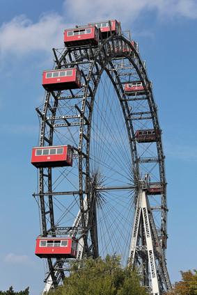 Das Wiener Riesenrad