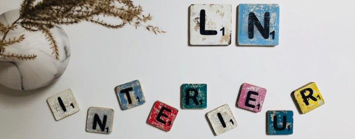 Lettres en bois, lettres en bois scrabble, alphabet, scrabble, houten letters, lettre bois, idée déco mariage, déco événement, décoration murale, prénom, lettres décoratives, cadeau personnalisé