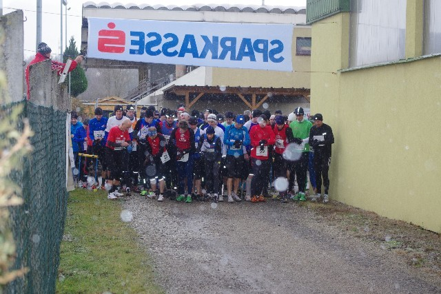 Start zum Crosslaufcup 2012