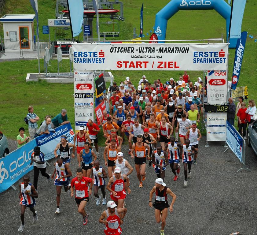 Ötscher Ultramarathon 2. Tag