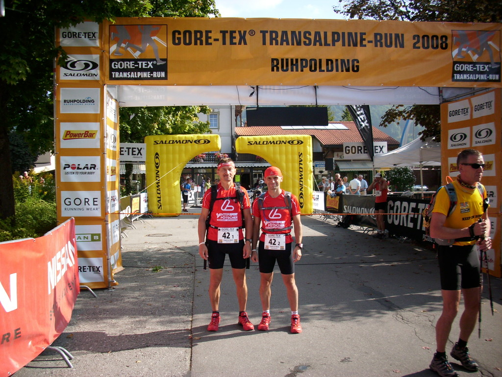 Gore-Tex TransAlpine-Run