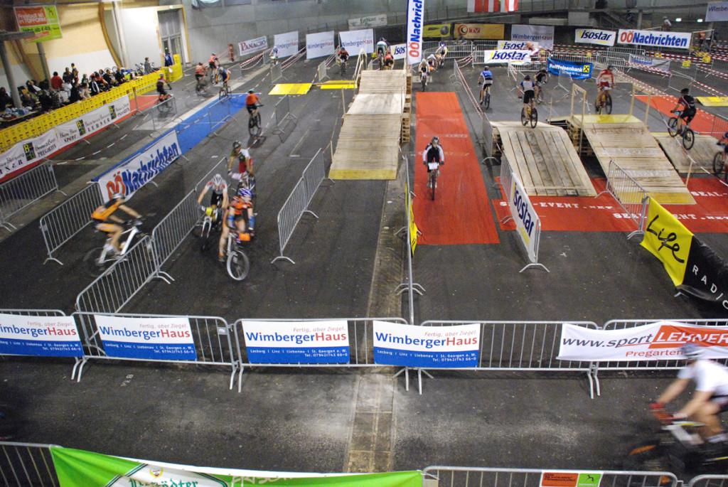 24h MTB Indoor WM Freistadt