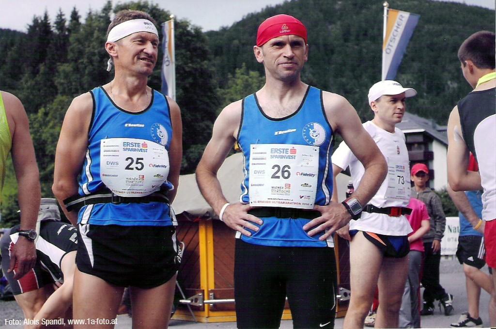 Ötscher Ultramarathon 1. Tag