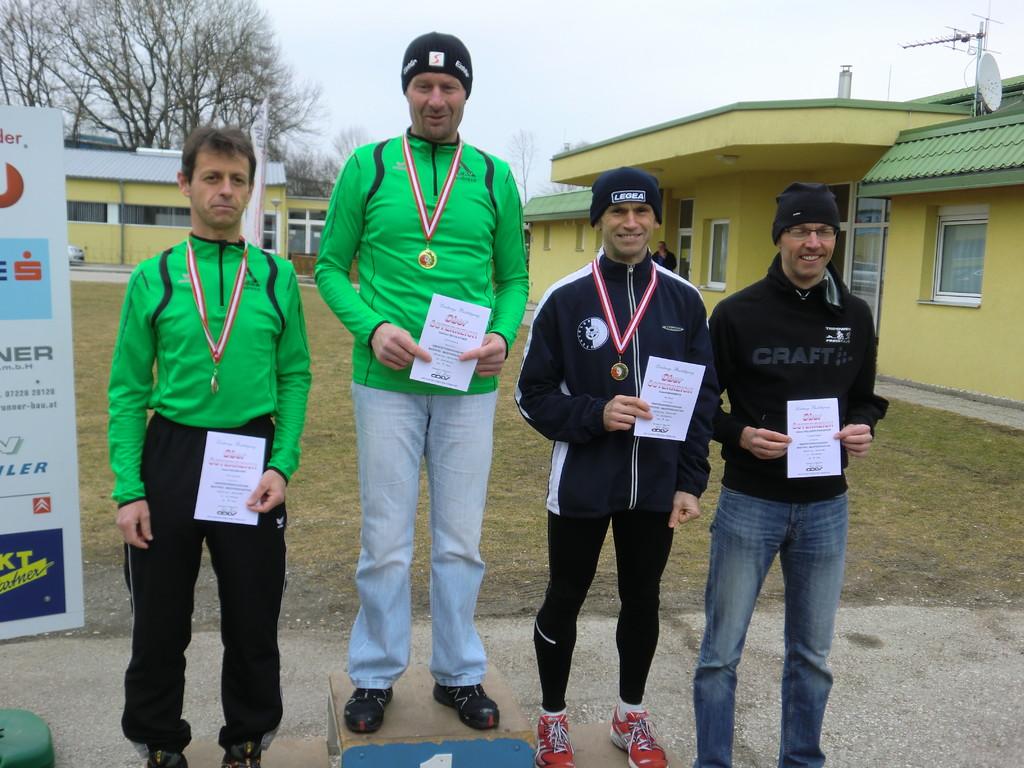 Bronzemedaille OÖLM Crosslauf Neuhofen