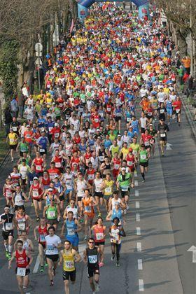 Wels Halbmarathon mit OÖ Landesmeisterschaft