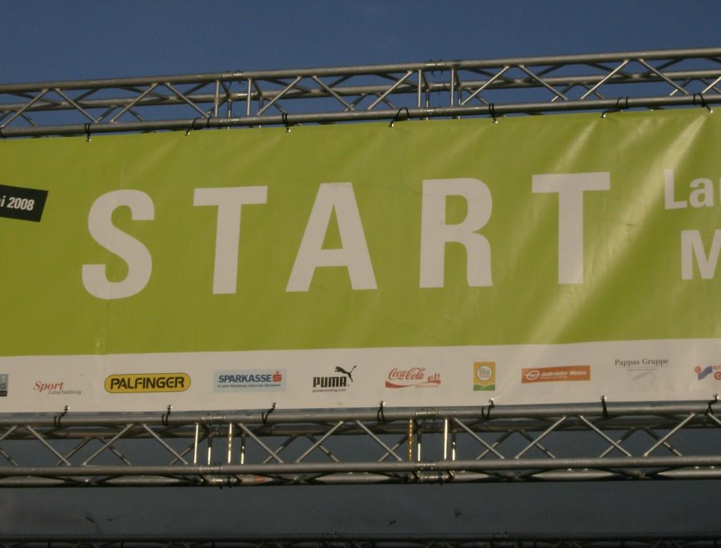 AMREF Salzburg Marathon