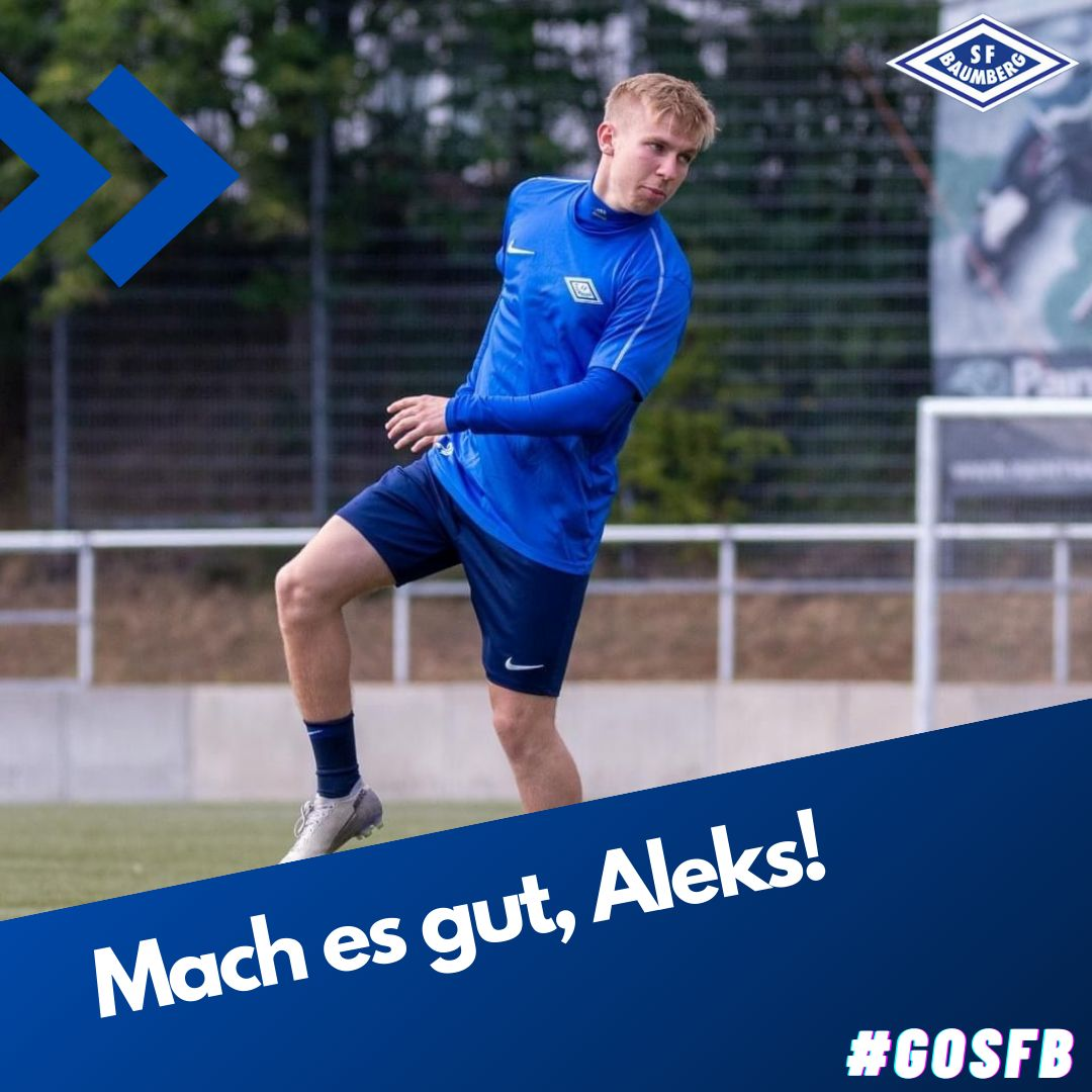 OBERLIGA: Aleks Bojkovski wechselt zum 1. FC Wülfrath