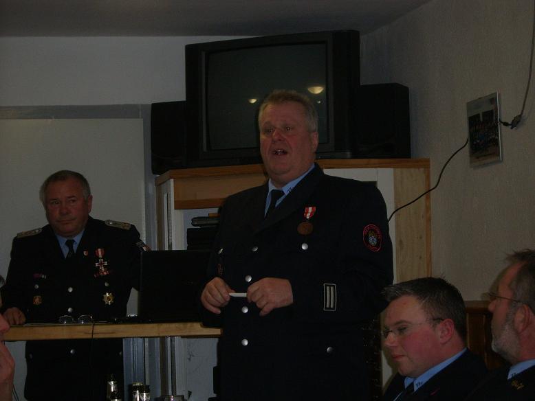 Vom 1. Vorsitzenden des Feuerwehrvereines Sondra Wichmannshausen wurde die langjährige aktive Partnerschaft nochmals als beispielhaft hervor gehoben, welche in 2014 auch durch zahlreiche gemeinsame Veranstaltungen weiter untermauert werden soll!