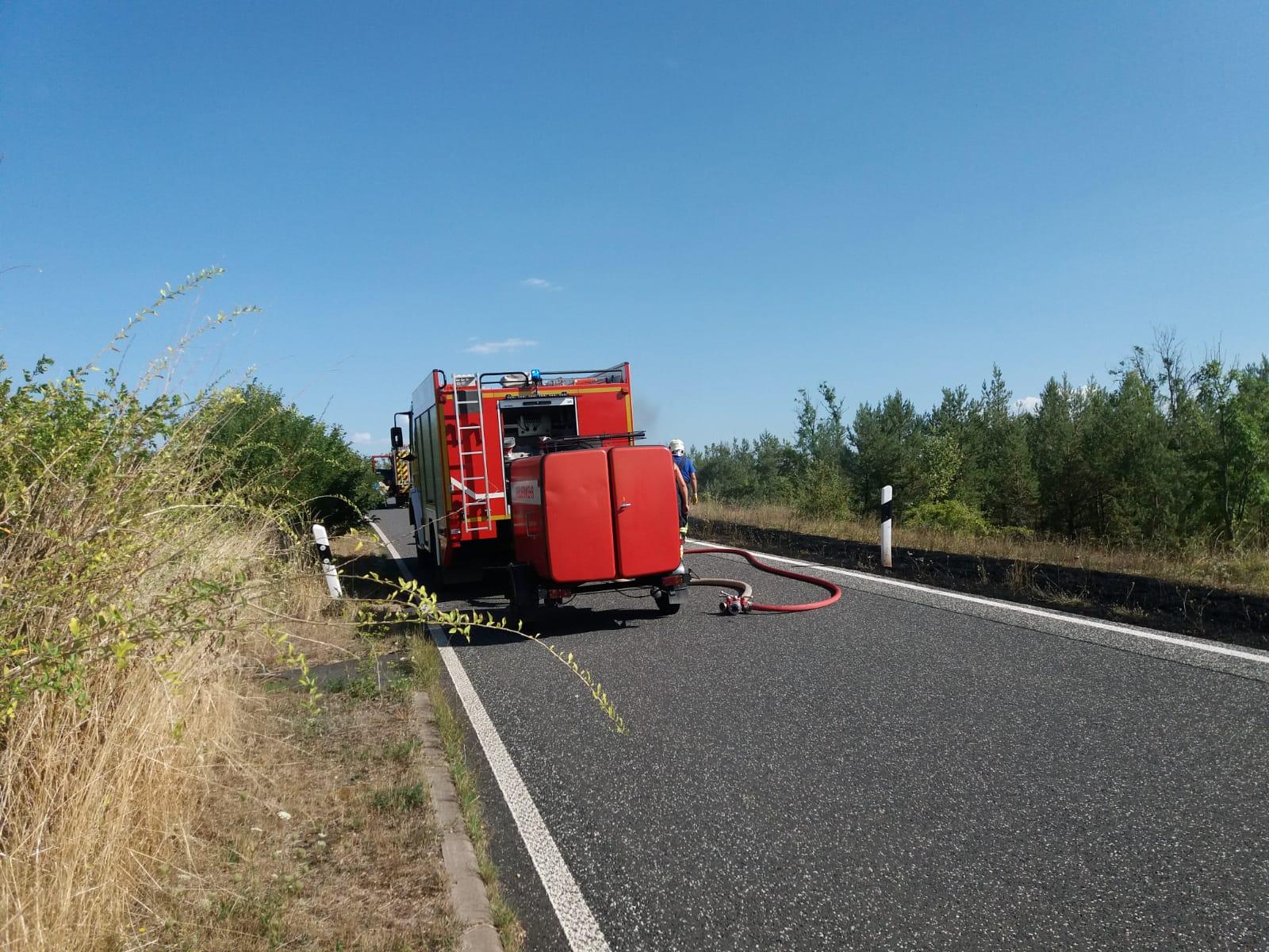 26.07.2018 Flächenbrand am kl. Hörselberg
