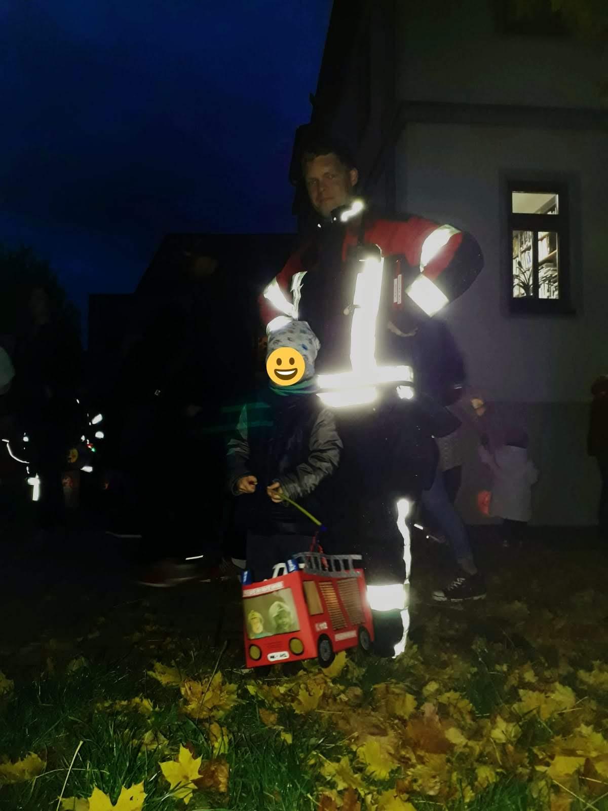Feuerwehrlaterne ;-)