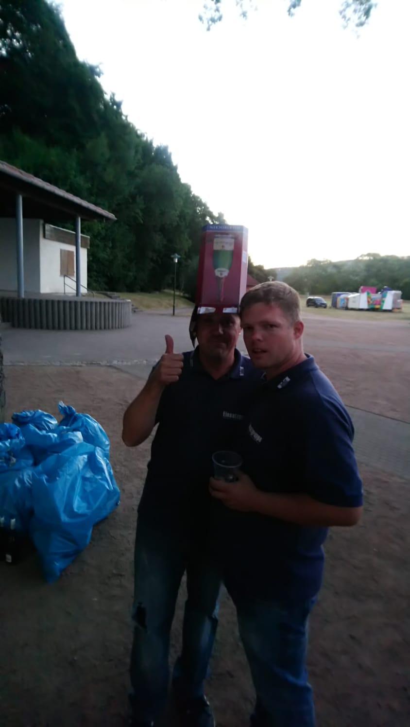 WF & VV meinen das Feuerwehrfest war spitze!!! :P