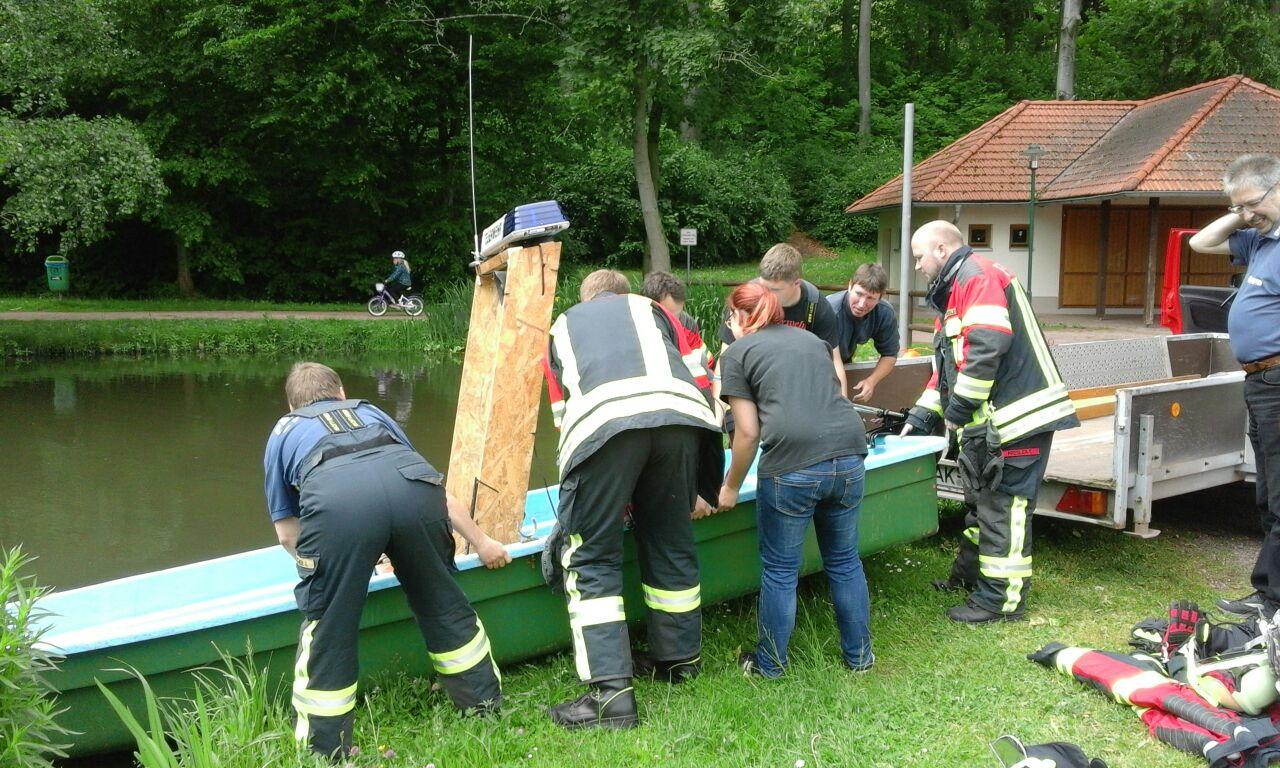 zu Wasserlassen unserer Florian Farnroda 79