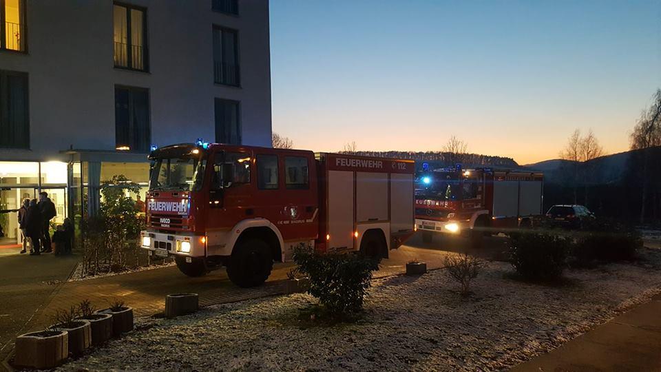 20.01.2019 ausgelöste BMA - Betreuungszentrum der Volkssolidarität