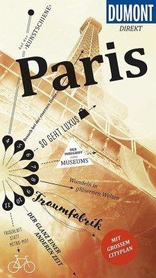 Reiseführer Paris kompakt Dumont direkt