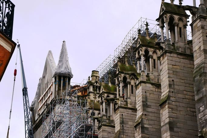 Notre Dame Paris aktuell