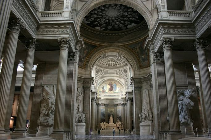 Pantheon Paris Kuppel